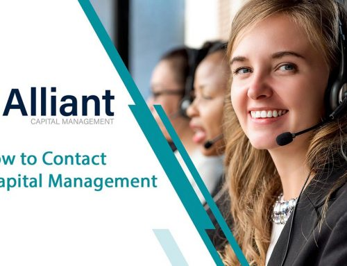 How to Contact Alliant Capital Management